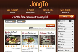 Jongto restaurant booking